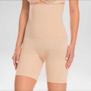 NWOT (re-posh) Assets High Waist Shapewear Shorts